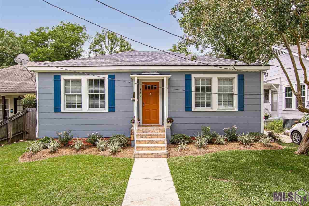 852 KENMORE AVE, Baton Rouge, LA 70806 - MLS#: 2021012229