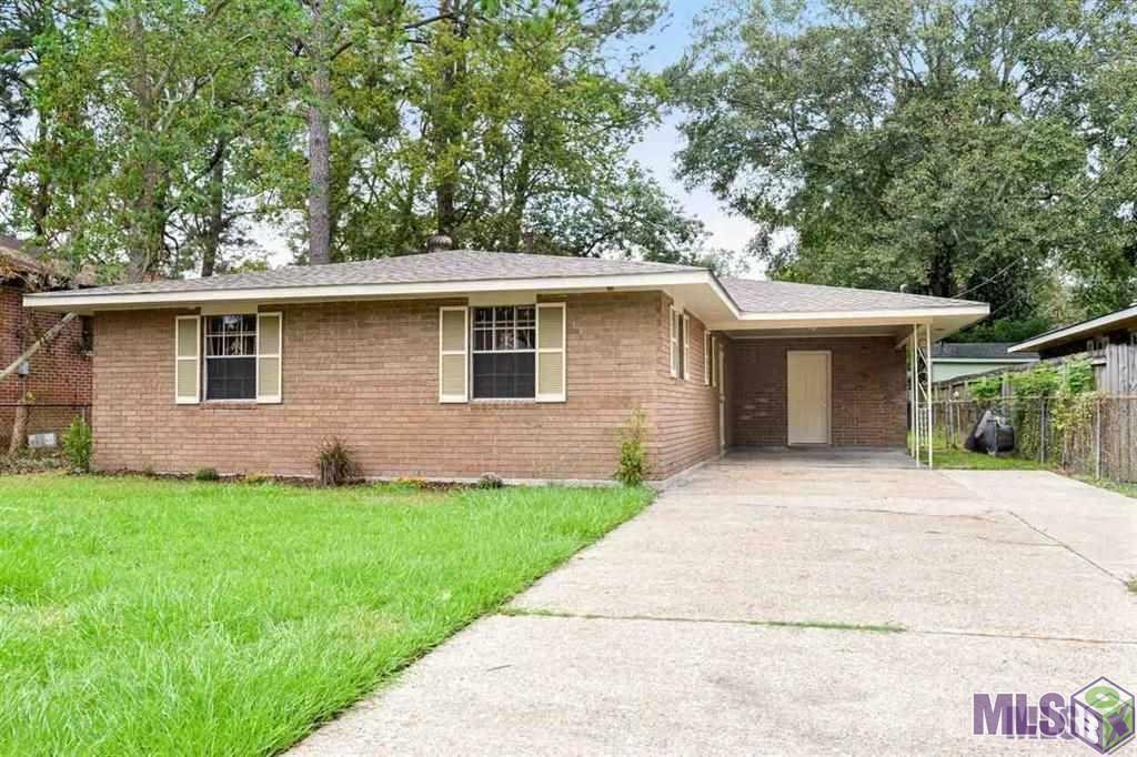 3417 CONRAD DR, Baton Rouge, LA 70805 - MLS#: 2021015235