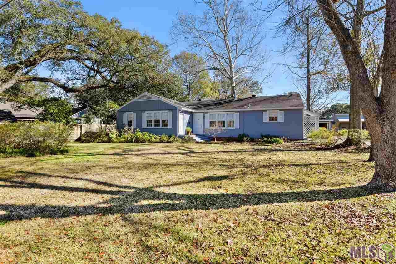 1548 HOOD AVE, Baton Rouge, LA 70808 - MLS#: 2021000238