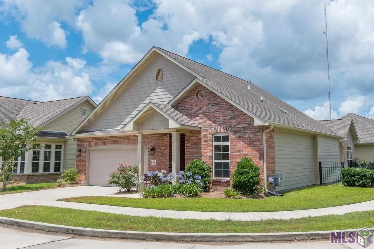 7111 Village Charmant #15, Baton Rouge, LA 70809 - MLS#: 2021016248