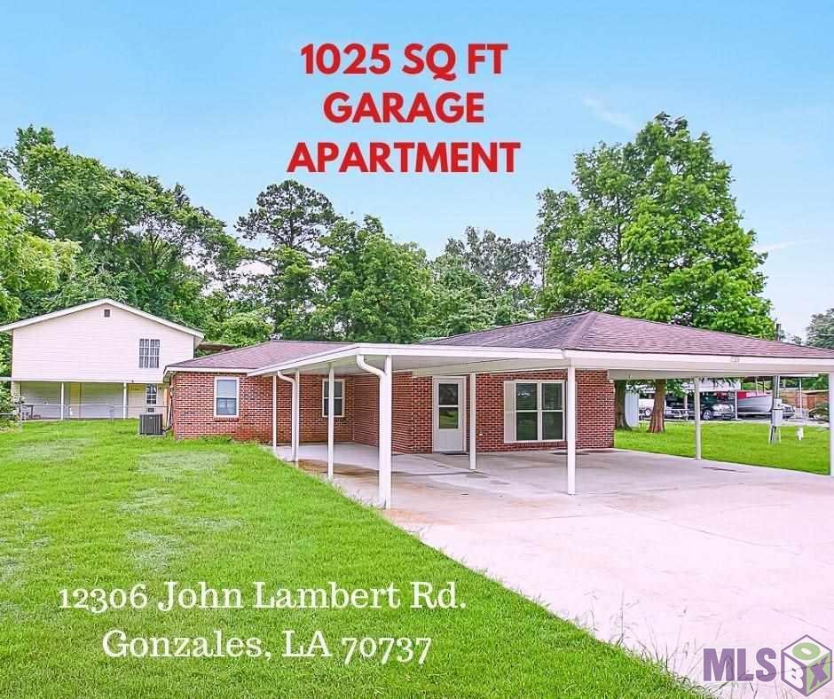 12306 JOHN LAMBERT RD, Gonzales, LA 70737 - MLS#: 2021011287
