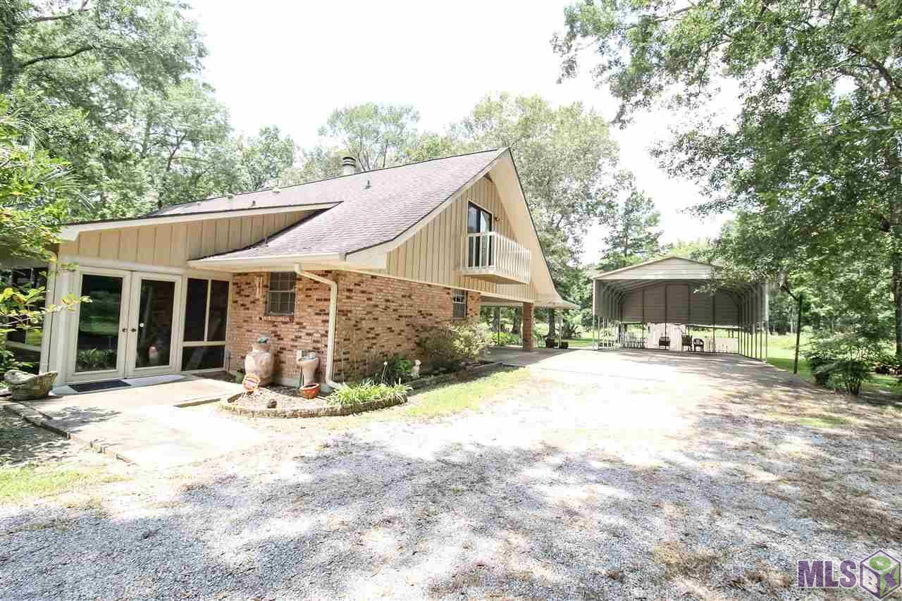 10447 WOODLAND VIEW DR, Greenwell Springs, LA 70739 - MLS#: 2021012317