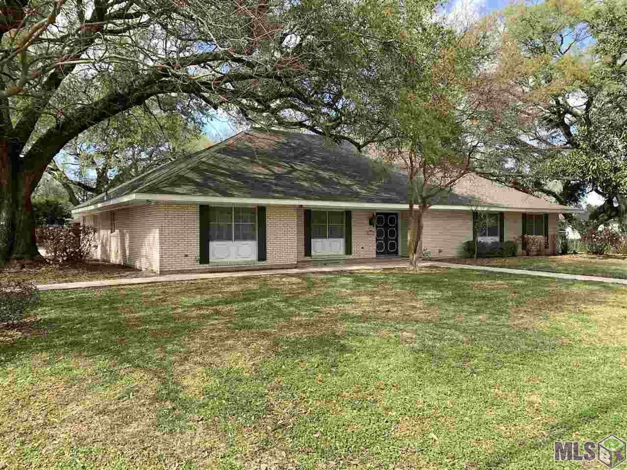 58430 ST CLEMENT AVE, Plaquemine, LA 70764 - MLS#: 2021002323