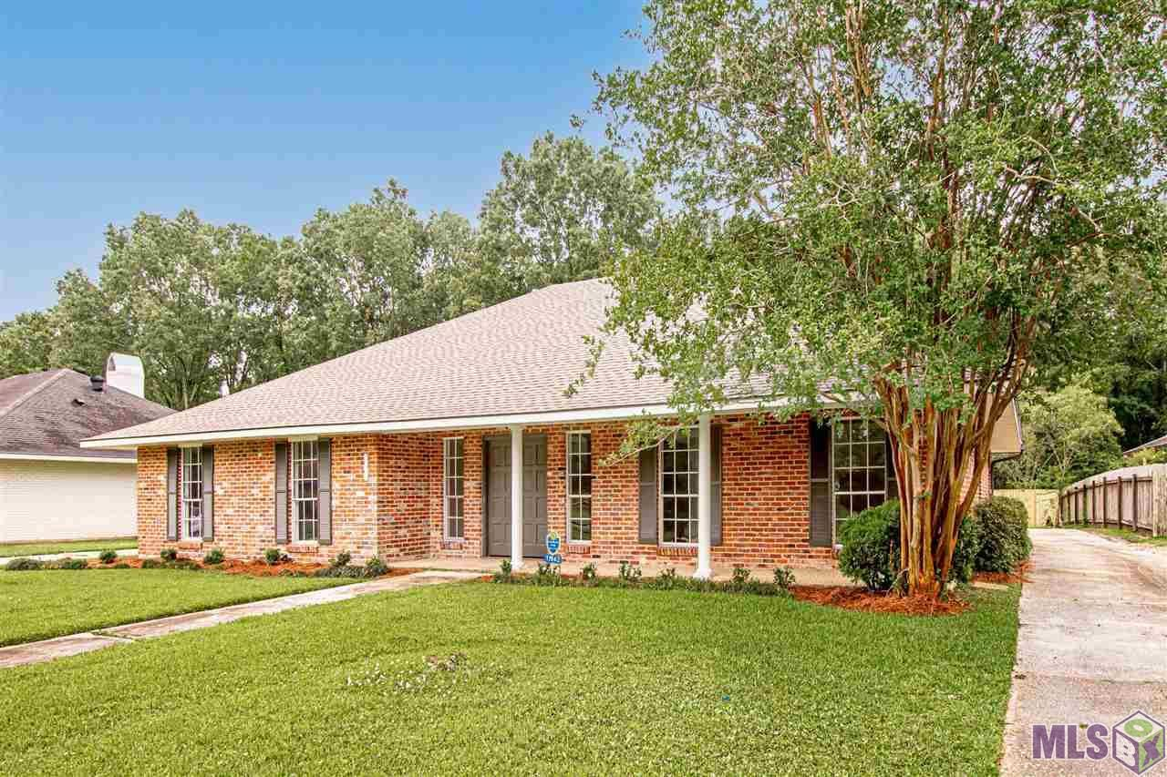 11942 PARKMEADOW AVE, Baton Rouge, LA 70816 - MLS#: 2021007331