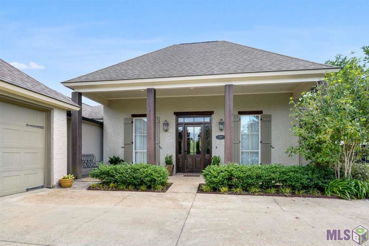1596 ROYAL TROON CT, Zachary, LA 70791 - MLS#: 2020010340