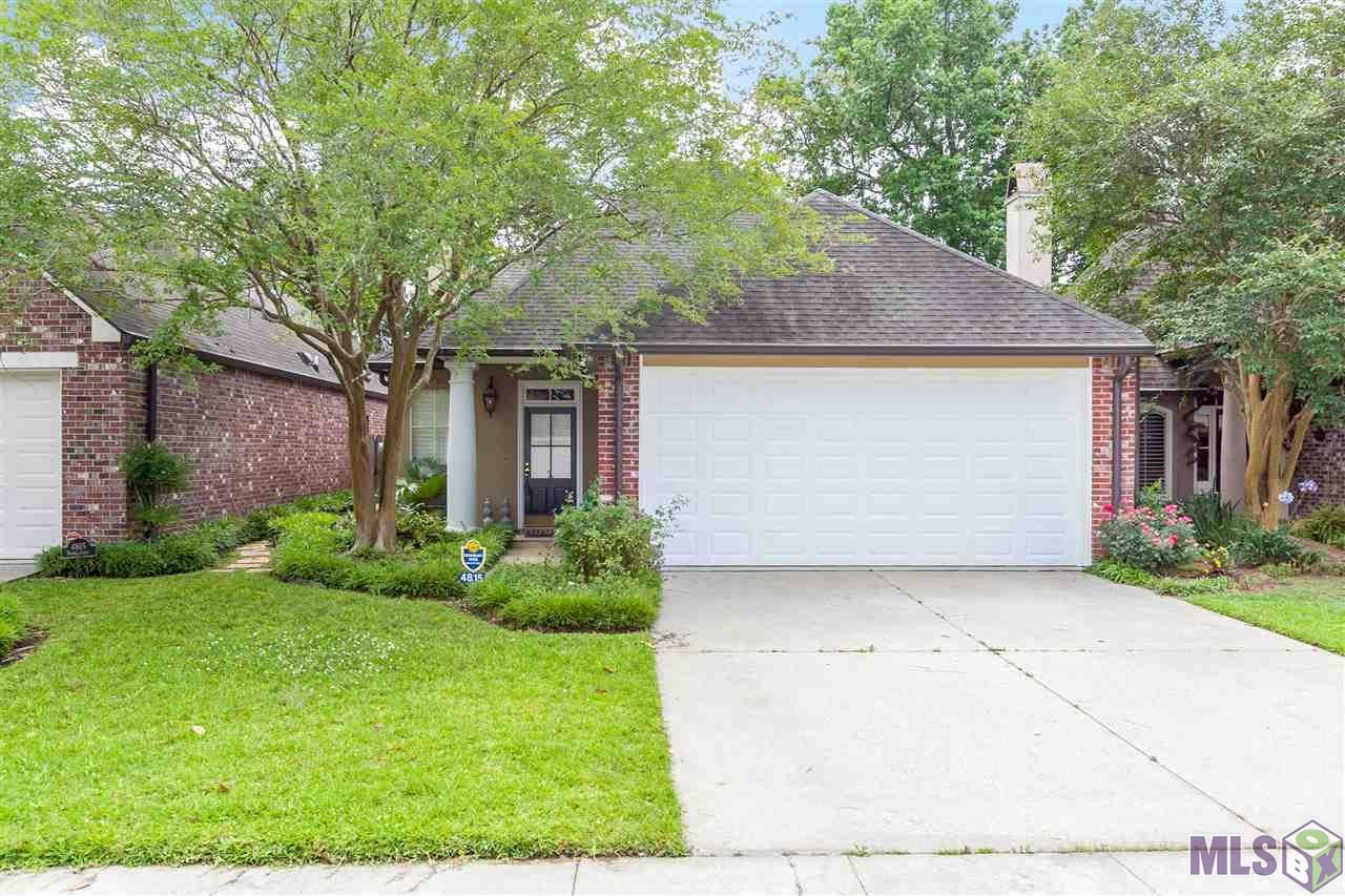 4815 SUMMA CT, Baton Rouge, LA 70809 - MLS#: 2020007350
