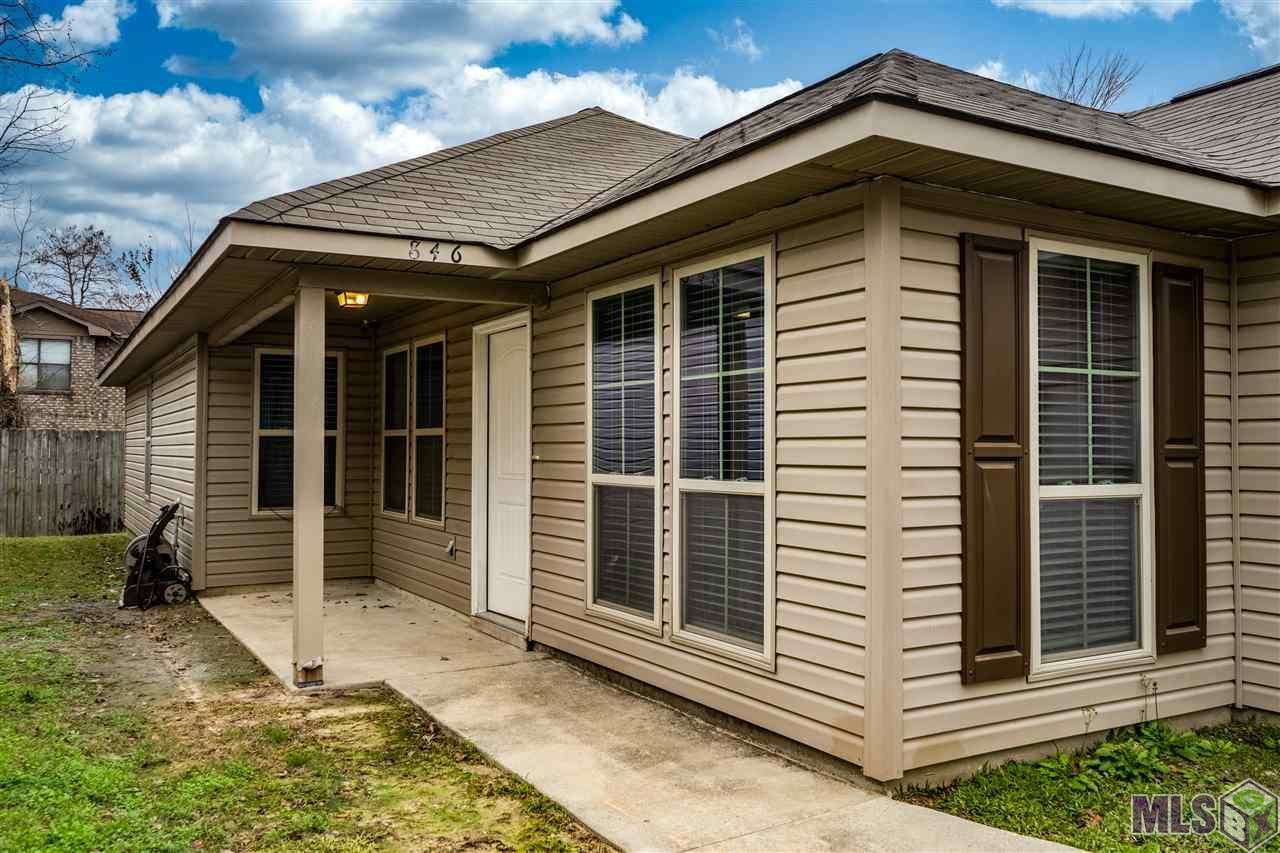 846 SEDONA PINES DR, Baton Rouge, LA 70816 - MLS#: 2021000390