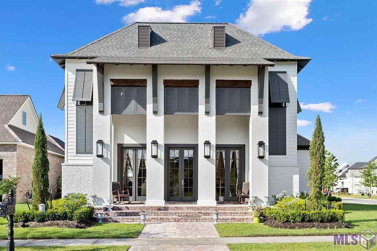 15725 LONG FARM RD, Baton Rouge, LA 70816 - MLS#: 2021009417