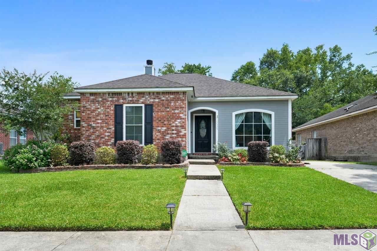 15329 COCODRIE AVE, Baton Rouge, LA 70817 - MLS#: 2021009431