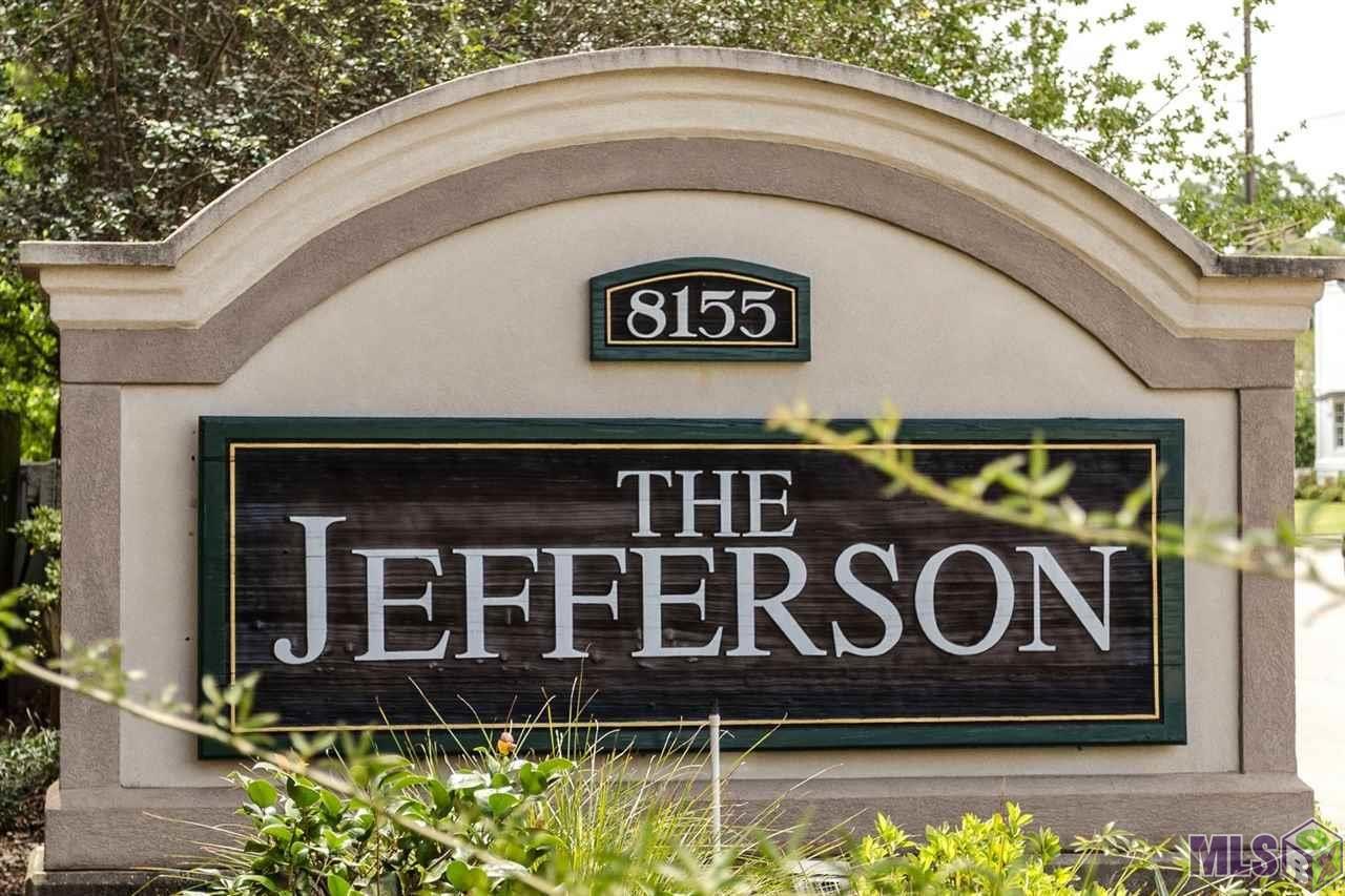 8155 JEFFERSON HWY #1003, Baton Rouge, LA 70809 - MLS#: 2021000443