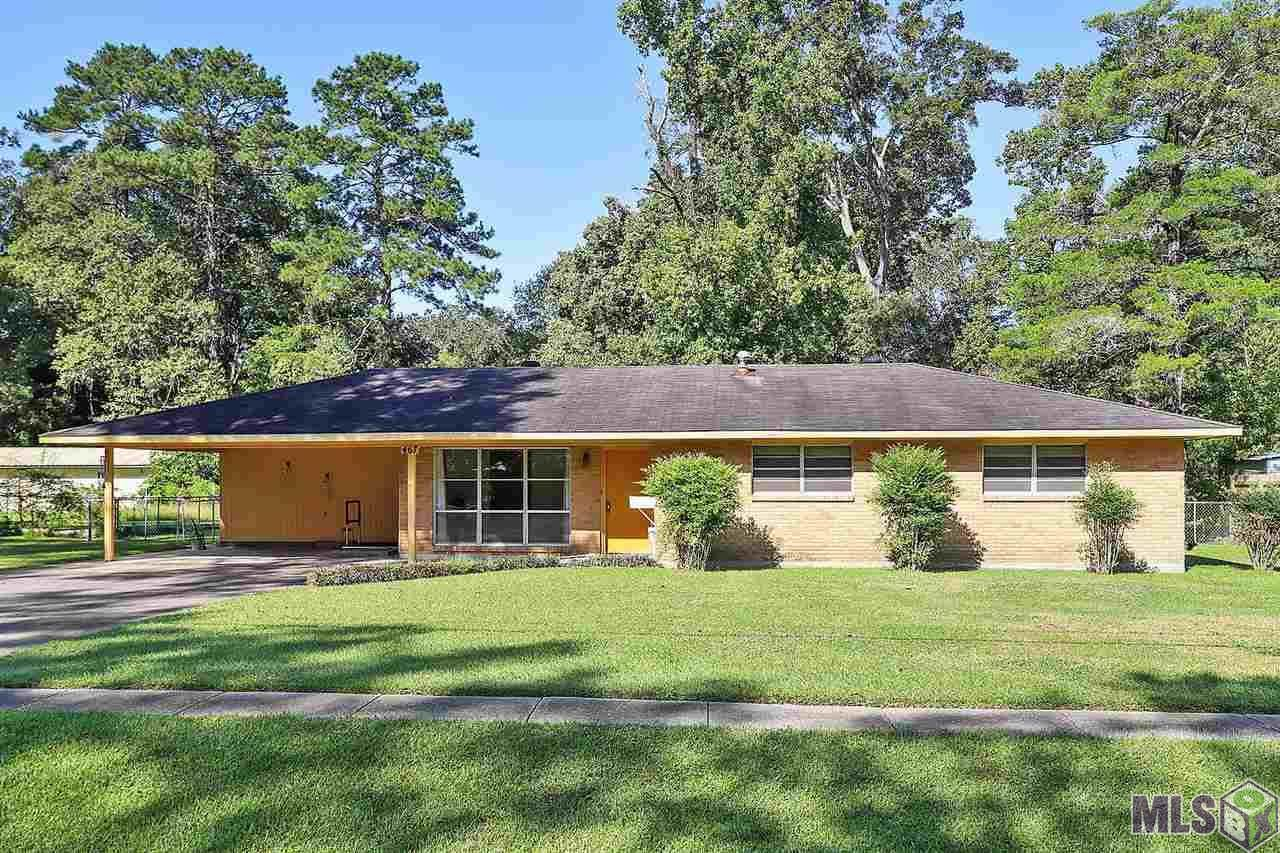 467 DAY DR, Baker, LA 70714 - MLS#: 2020015449