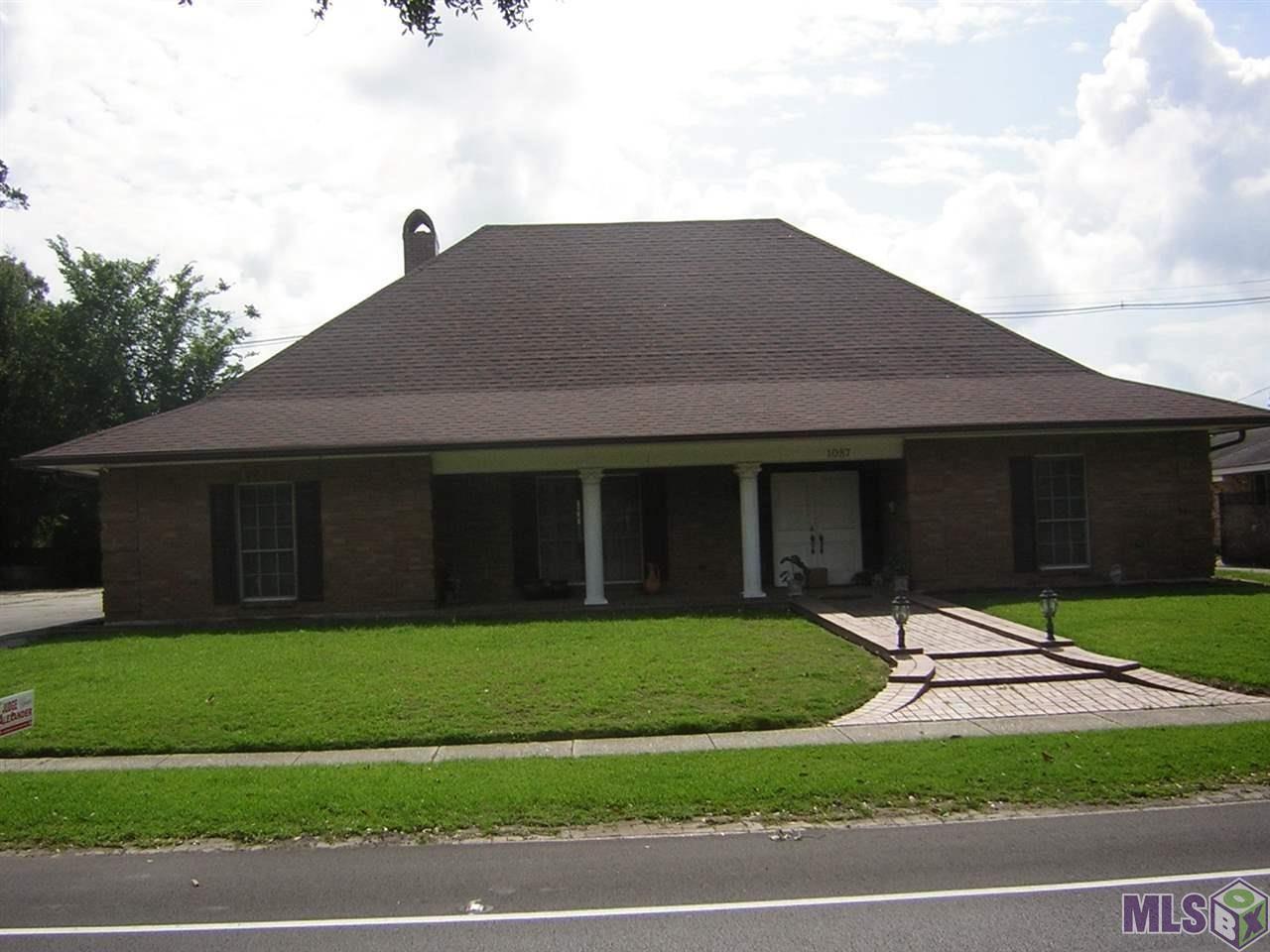 1087 S SHERWOOD FOREST BLVD, Baton Rouge, LA 70815 - MLS#: 2020008457