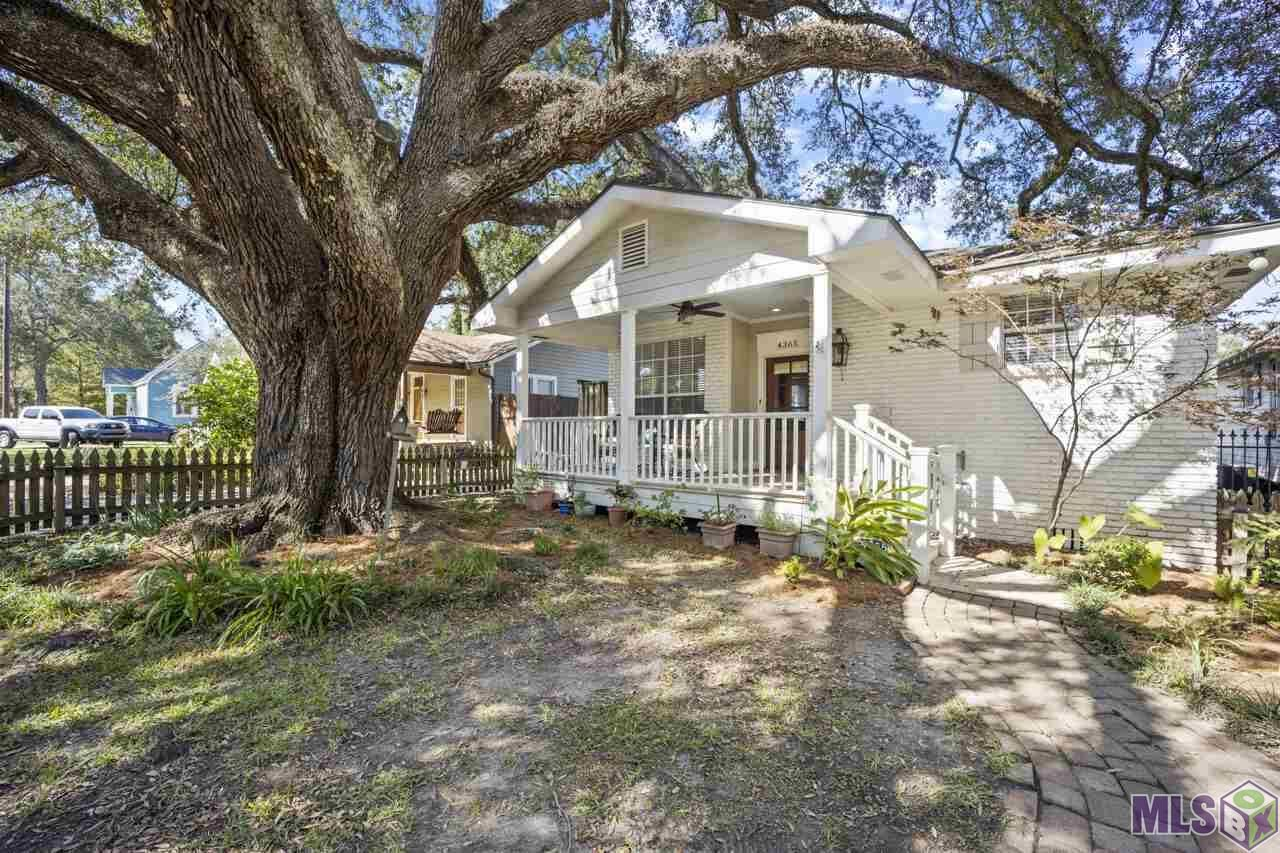 4365 CAPITAL HEIGHTS AVE, Baton Rouge, LA 70806 - MLS#: 2020017481