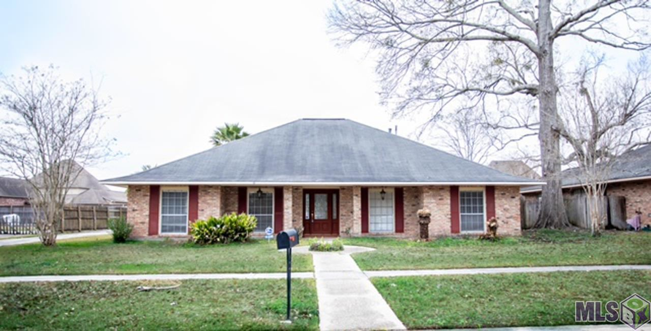 15805 CONFEDERATE AVE, Baton Rouge, LA 70817 - MLS#: 2021007499