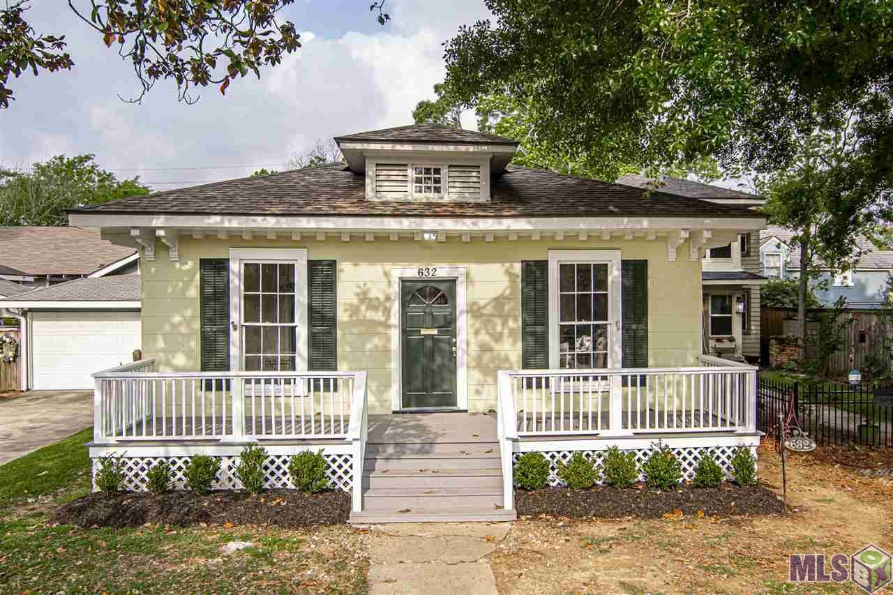 632 CAMELIA AVE, Baton Rouge, LA 70806 - MLS#: 2021005504