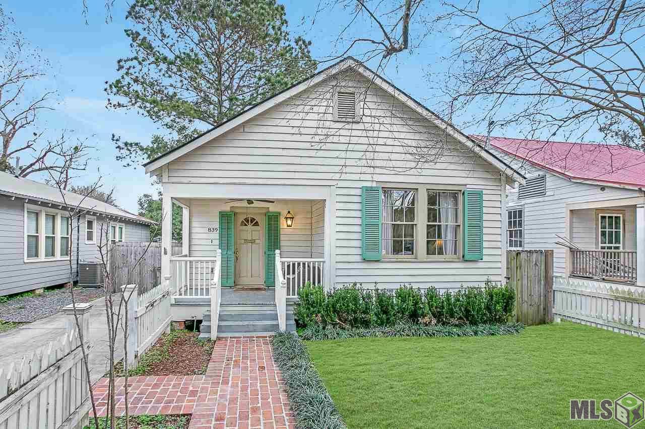 839 ARLINGTON AVE, Baton Rouge, LA 70806 - MLS#: 2021000519