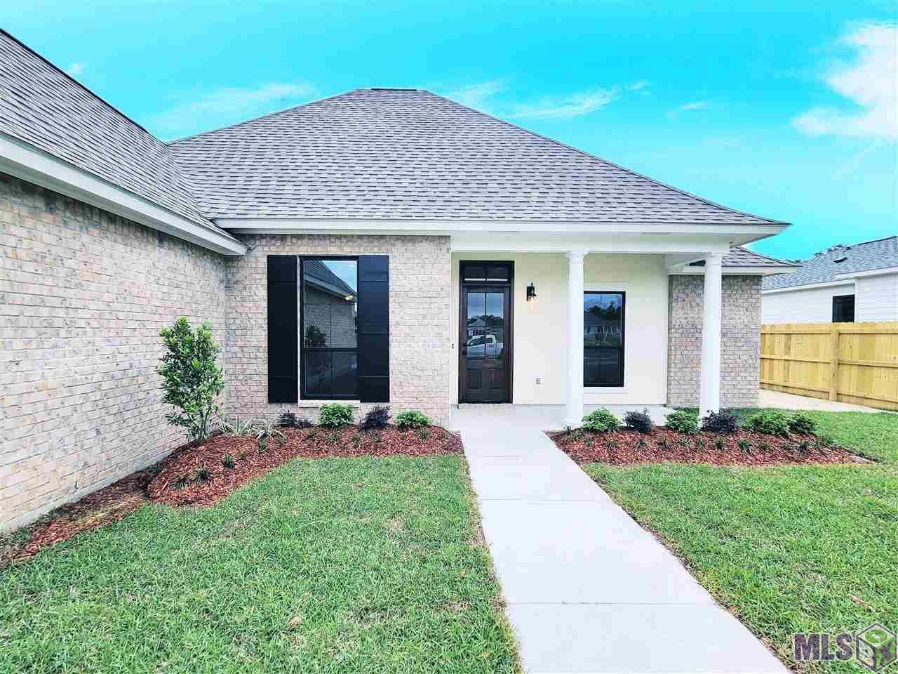 861 PINEY GROUNDS DR, Gonzales, LA 70737 - MLS#: 2020017547