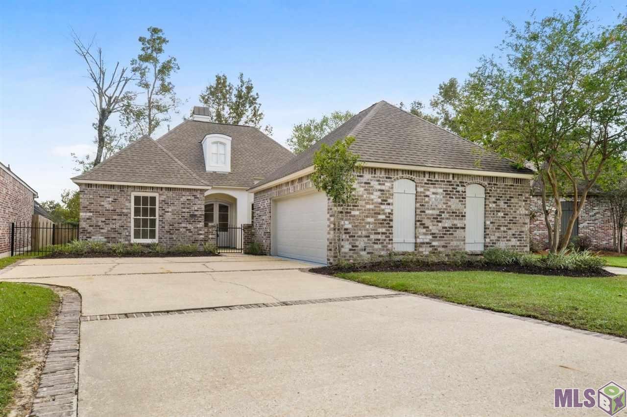 14222 S GATE HOUSE AVE, Baton Rouge, LA 70817 - MLS#: 2021016556