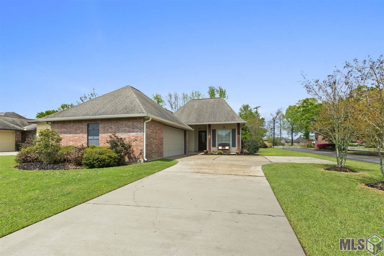 40054 CREEK BRIDGE AVE, Gonzales, LA 70737 - MLS#: 2021004567