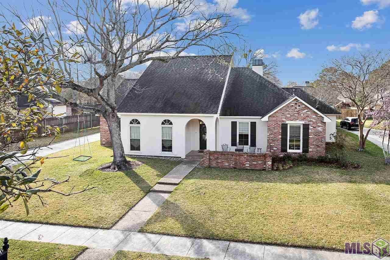 409 WOODGATE BLVD, Baton Rouge, LA 70808 - MLS#: 2021003603