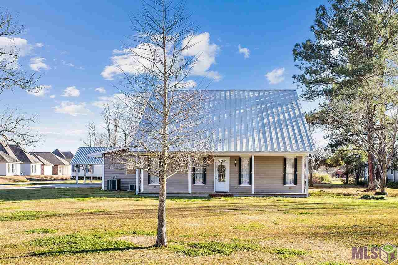 42469 NORWOOD RD, Gonzales, LA 70737 - MLS#: 2021002613