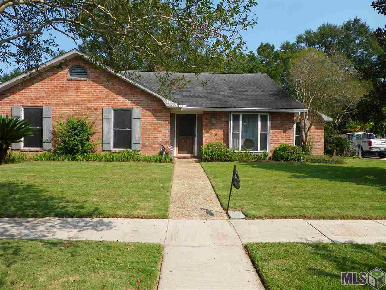 1469 CRESCENT DR, Baton Rouge, LA 70806 - MLS#: 2020015625
