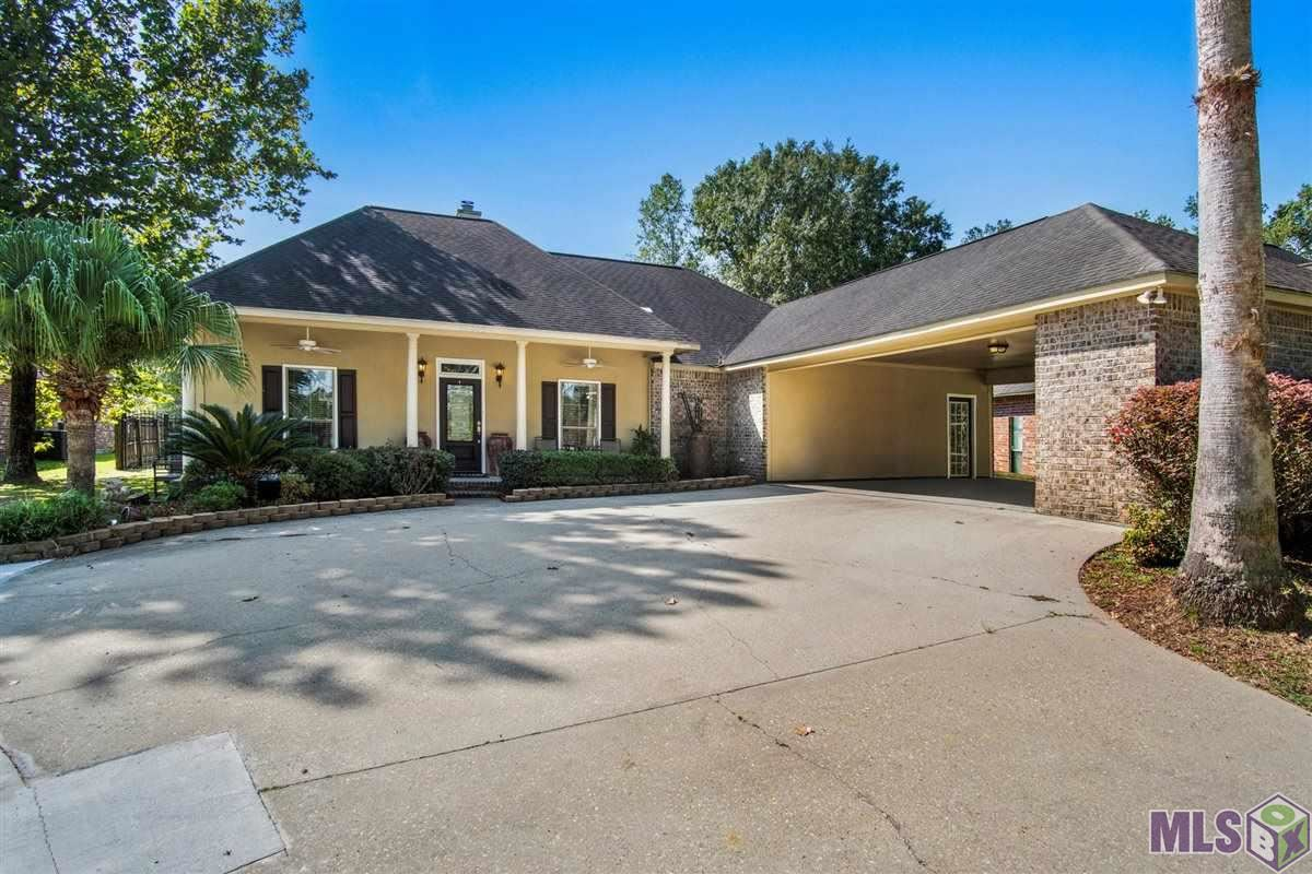 39283 DAVID DR, Prairieville, LA 70769 - MLS#: 2021000638