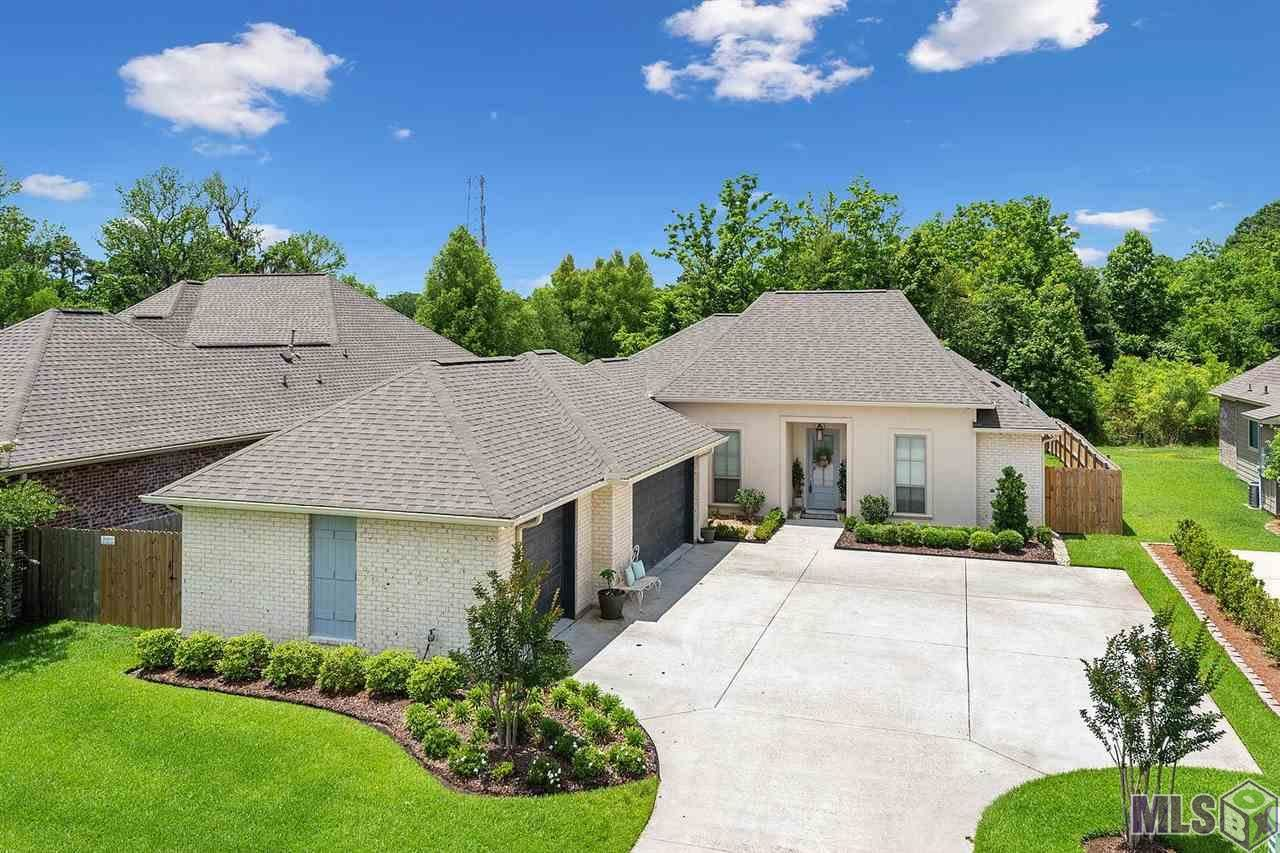 14119 DOE RUN DR, Prairieville, LA 70769 - MLS#: 2021007646