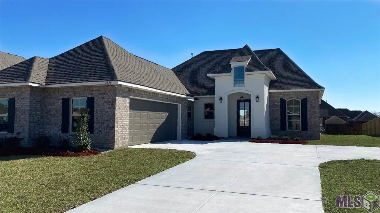 3855 SAND BAR DR, Addis, LA 70710 - MLS#: 2020015665