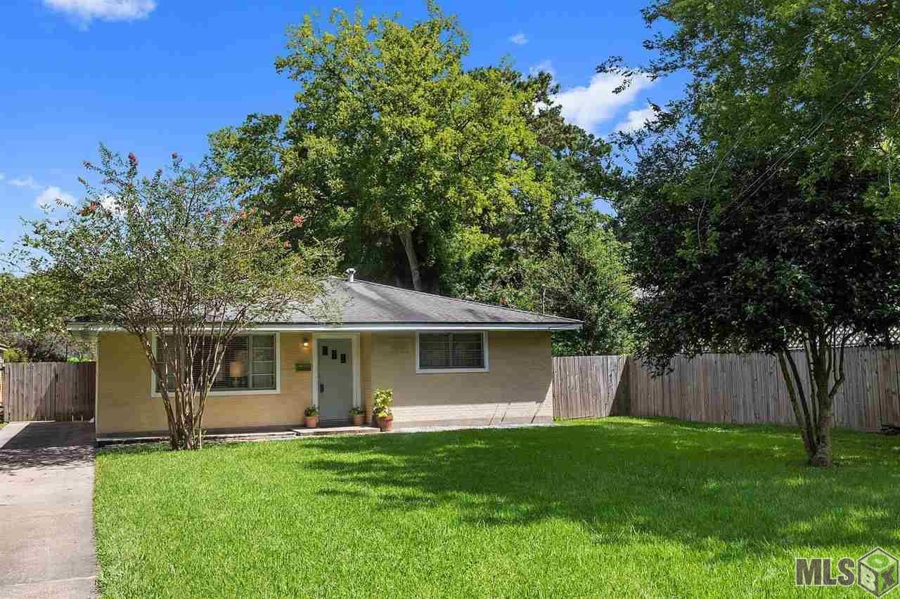 1831 BELMONT AVE, Baton Rouge, LA 70808 - MLS#: 2021013666