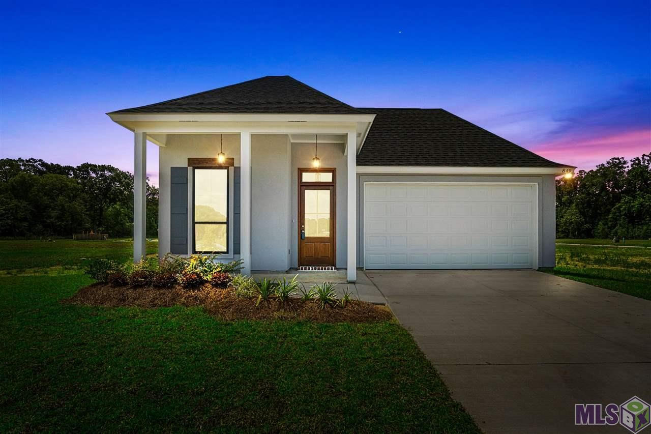 849 PINEY GROUNDS DR, Gonzales, LA 70737 - MLS#: 2021000691