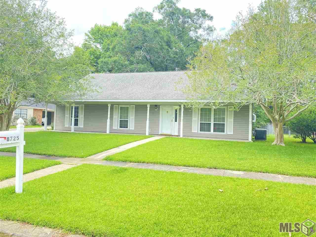 8725 SHARLANE DR, Baton Rouge, LA 70809 - MLS#: 2021007696