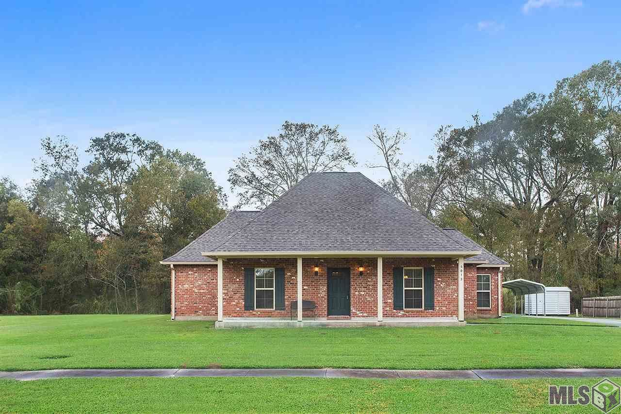 4013 CYPRESS DR, Zachary, LA 70791 - MLS#: 2020017704