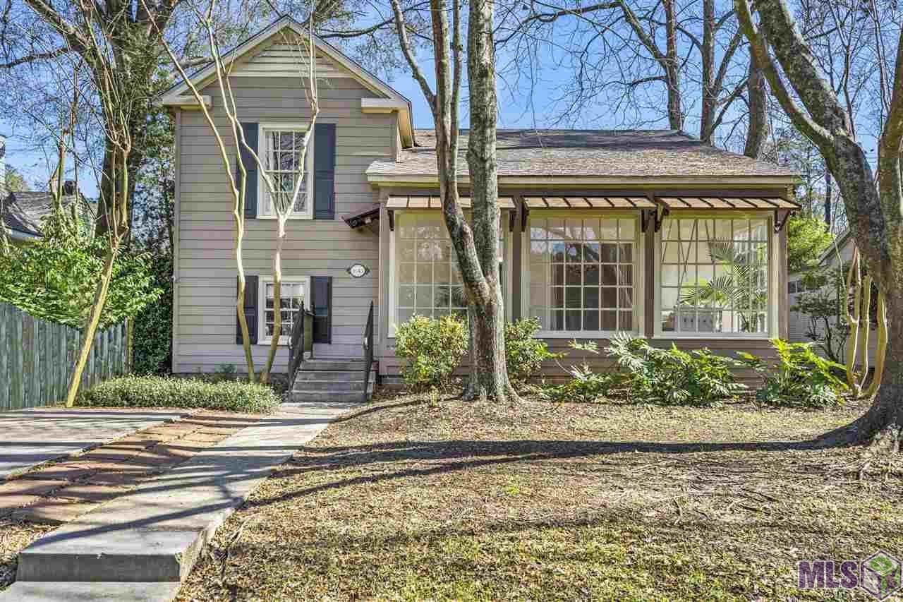 1645 BLOUIN AVE, Baton Rouge, LA 70808 - MLS#: 2021000714