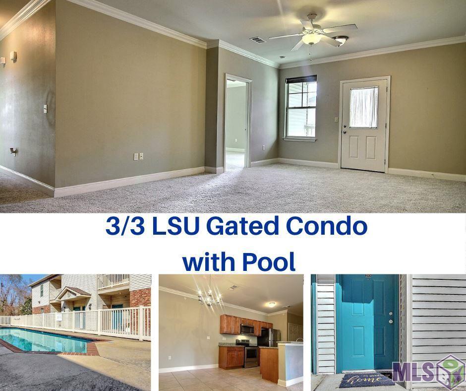 1362 BRIGHTSIDE LN #203, Baton Rouge, LA 70820 - MLS#: 2021000728