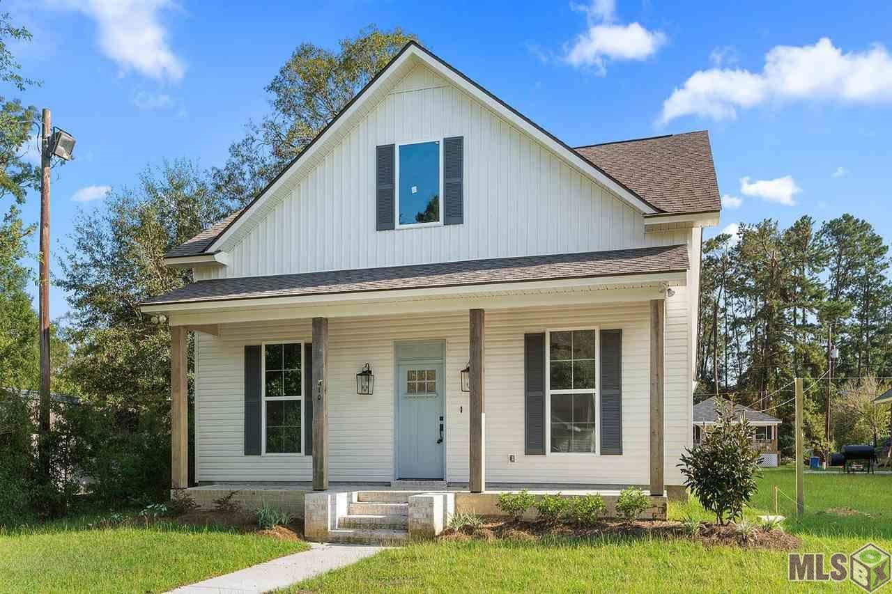 410 N COLLEGE ST W, Denham Springs, LA 70726 - MLS#: 2021002756