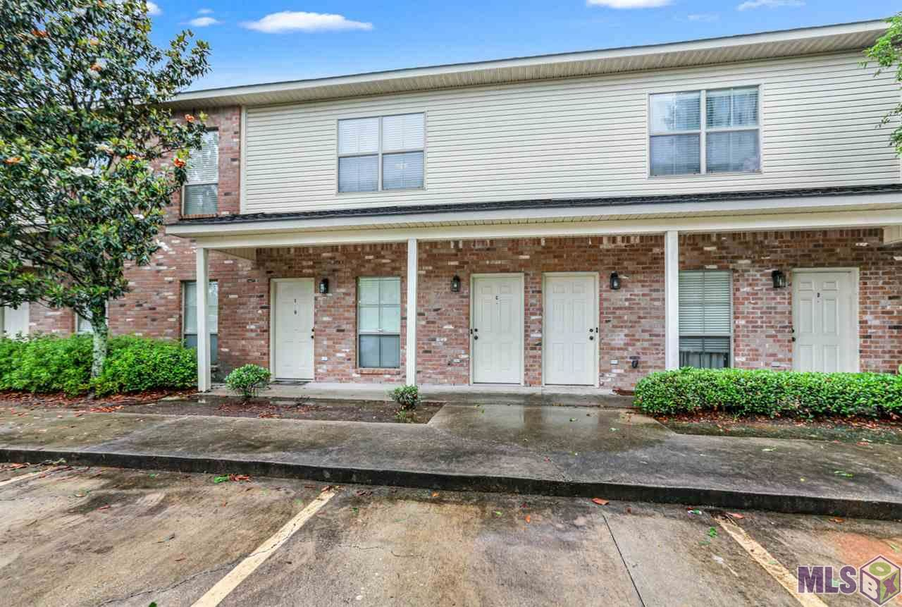 818 MEADOW BEND DR #G, Baton Rouge, LA 70820 - MLS#: 2020006779