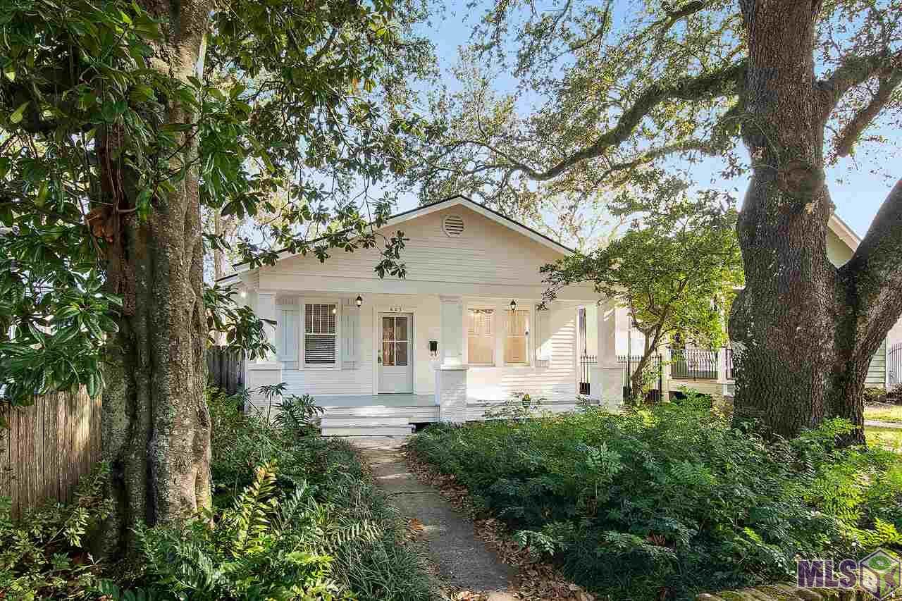 603 HEBERT ST, Baton Rouge, LA 70806 - MLS#: 2020018790