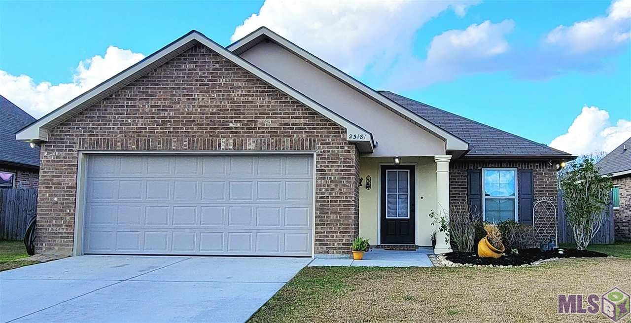 23181 CHRISTMAS DR, Denham Springs, LA 70726 - MLS#: 2021000824