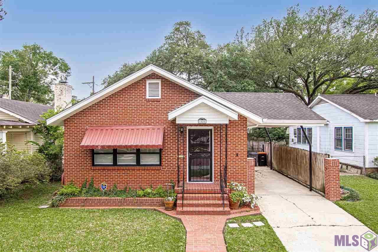 1828 OLEANDER ST, Baton Rouge, LA 70802 - MLS#: 2021006827