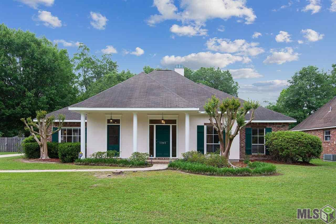 18343 WILDLIFE WAY DR, Baton Rouge, LA 70817 - MLS#: 2021006850