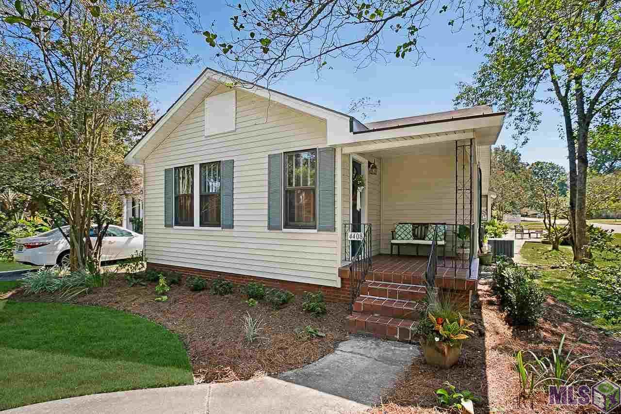 4408 CAPITAL HEIGHTS AVE, Baton Rouge, LA 70806 - MLS#: 2020013856
