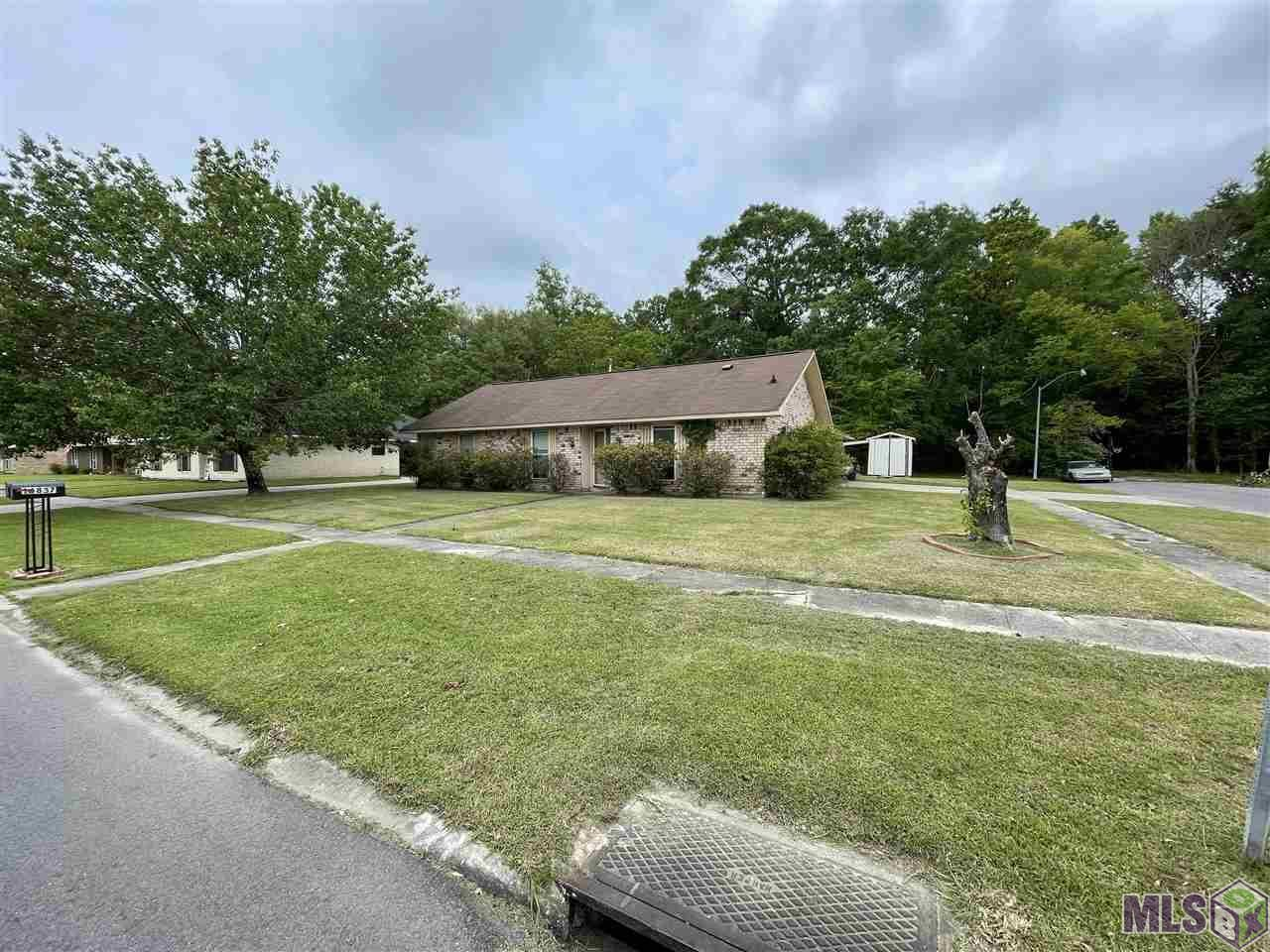 16837 BRISTOE AVE, Baton Rouge, LA 70816 - MLS#: 2021006883