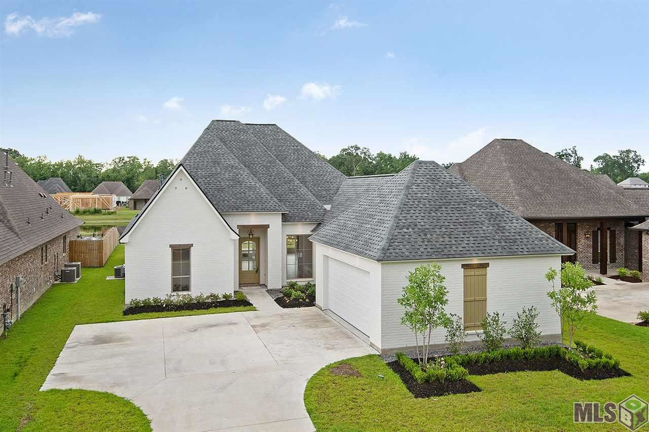 37392 WHISPERING HOLLOW AVE, Prairieville, LA 70769 - MLS#: 2021003892