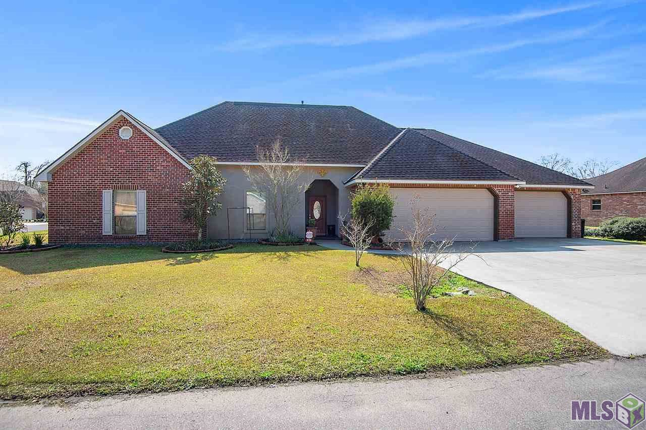 815 E OAK HAVEN ST, Gonzales, LA 70737 - MLS#: 2021001897