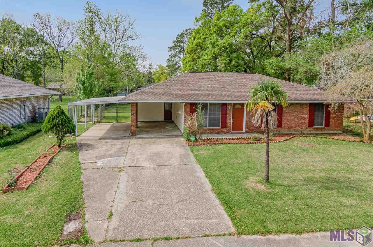 9378 BERMUDA AVE, Baton Rouge, LA 70810 - MLS#: 2021004901
