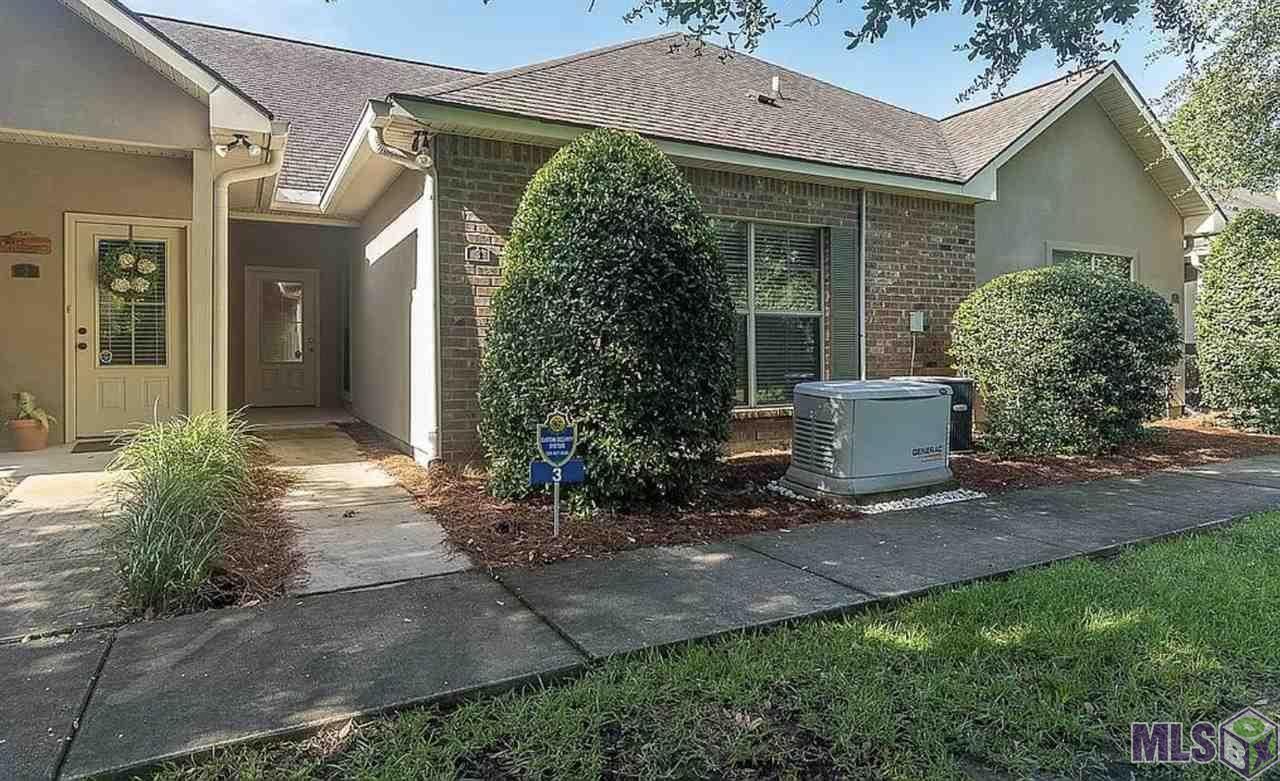 11510 SOUTHFORK AVE #3, Baton Rouge, LA 70816 - MLS#: 2021011927