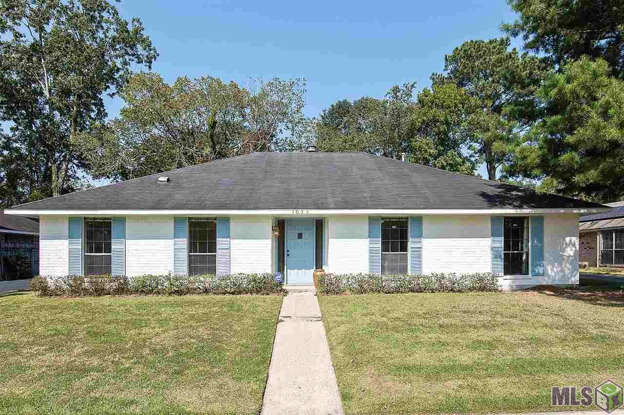 1023 BECKENHAM DR, Baton Rouge, LA 70808 - MLS#: 2020015928