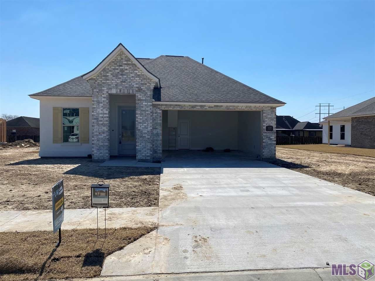 3723 SANDBAR DR, Addis, LA 70710 - MLS#: 2020015944