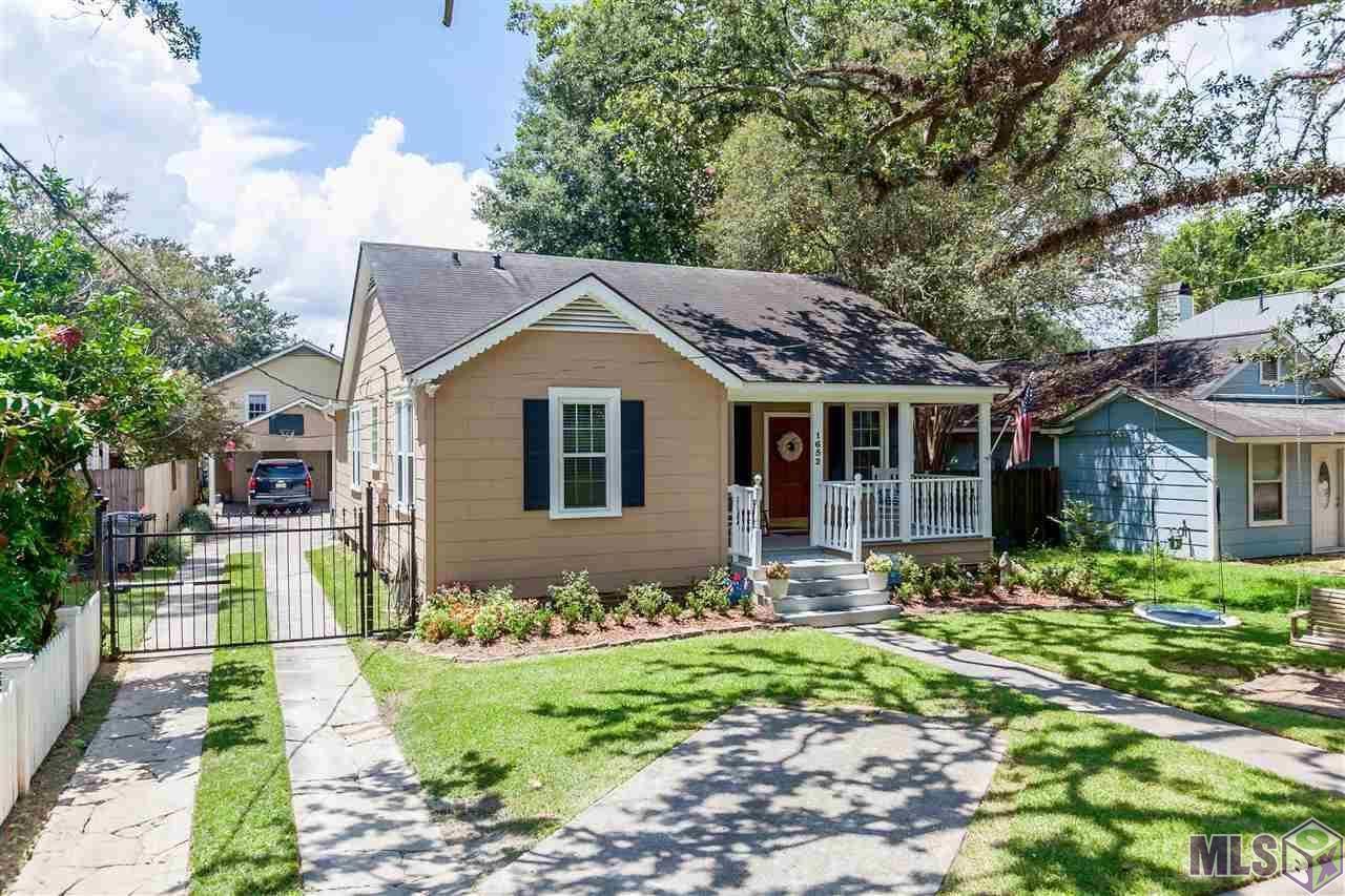 1652 S EUGENE ST, Baton Rouge, LA 70808 - MLS#: 2021012962